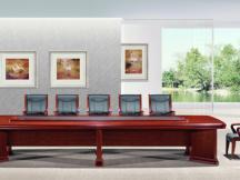 西安办公家具--会议桌7