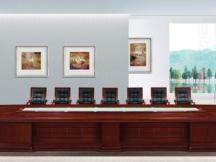 西安办公家具--会议桌8