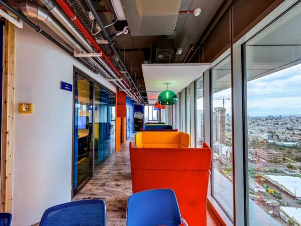 谷歌办公室设计