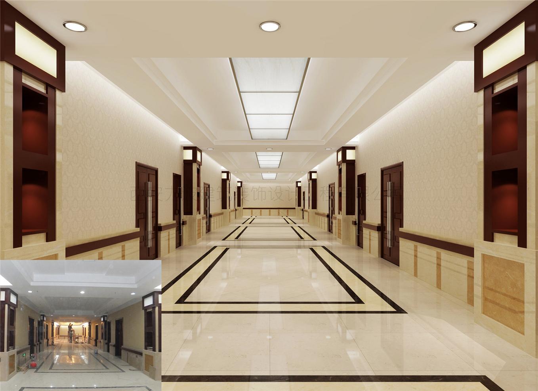 裝修案例_西安力波建筑裝飾設計工程有限公司