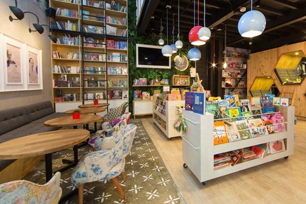 西安创意咖啡馆装修设计
