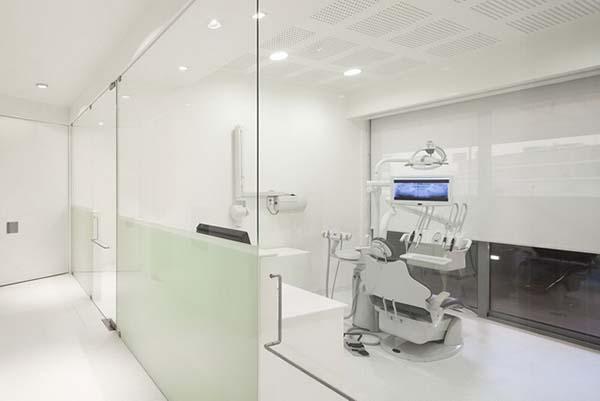 牙科诊所装修设计图纸展示