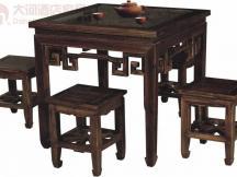 大河家具主题餐桌10