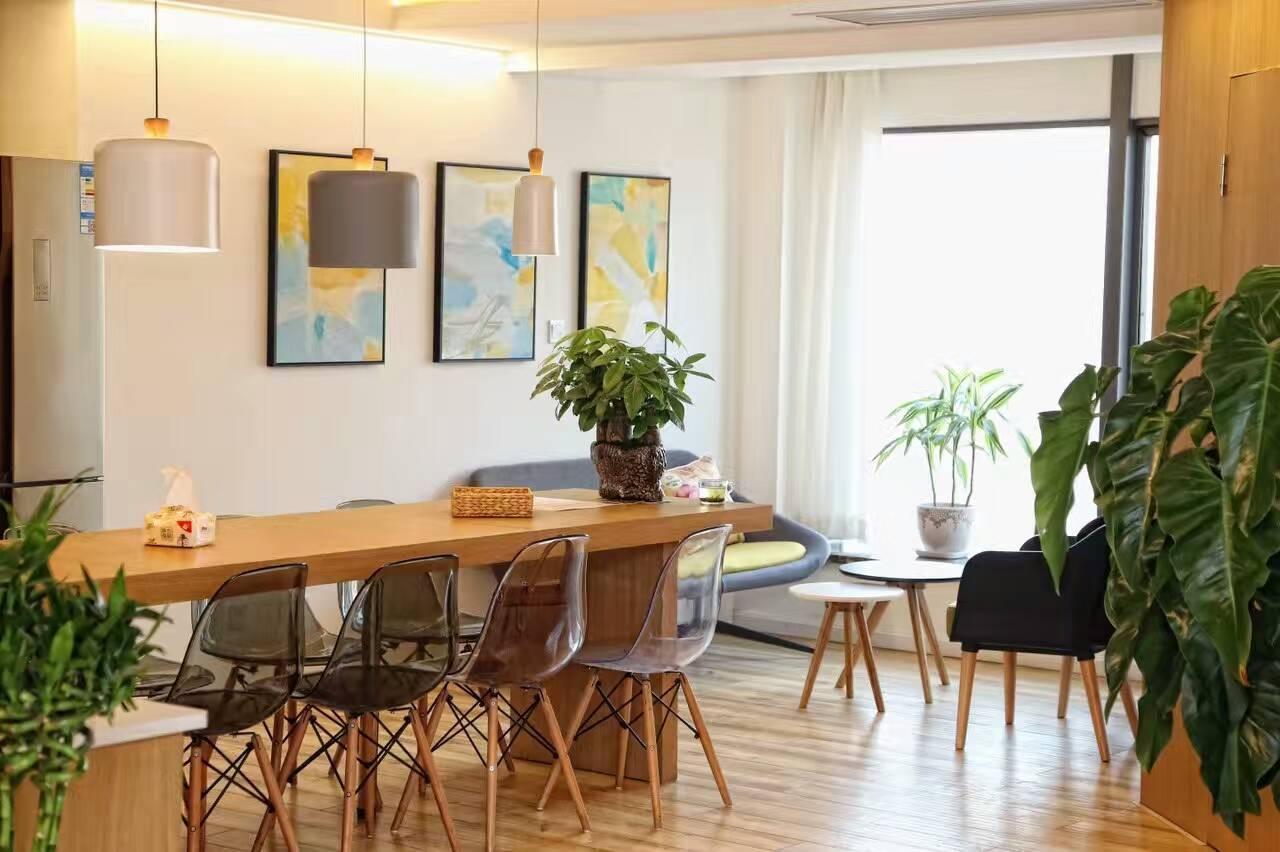西安玛雅房屋总部办公室装修设计