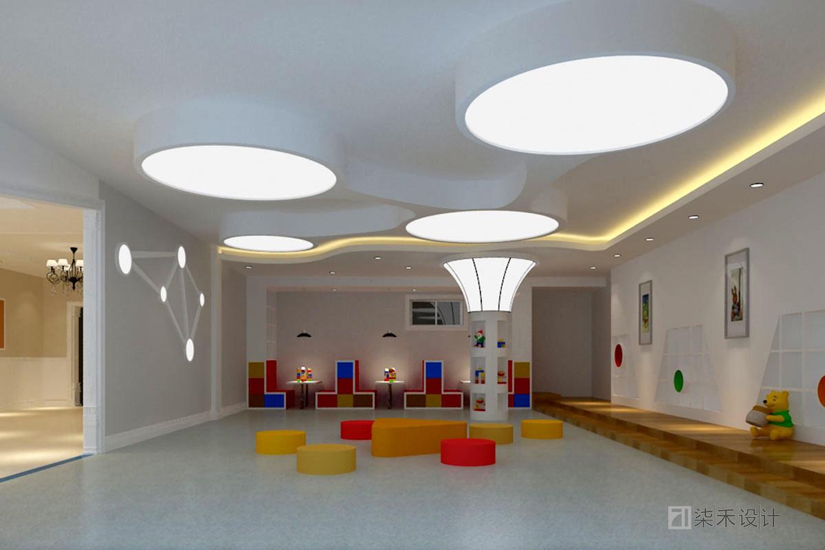 王子幼儿园装修设计