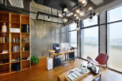 大和品牌设计办公室装修设计