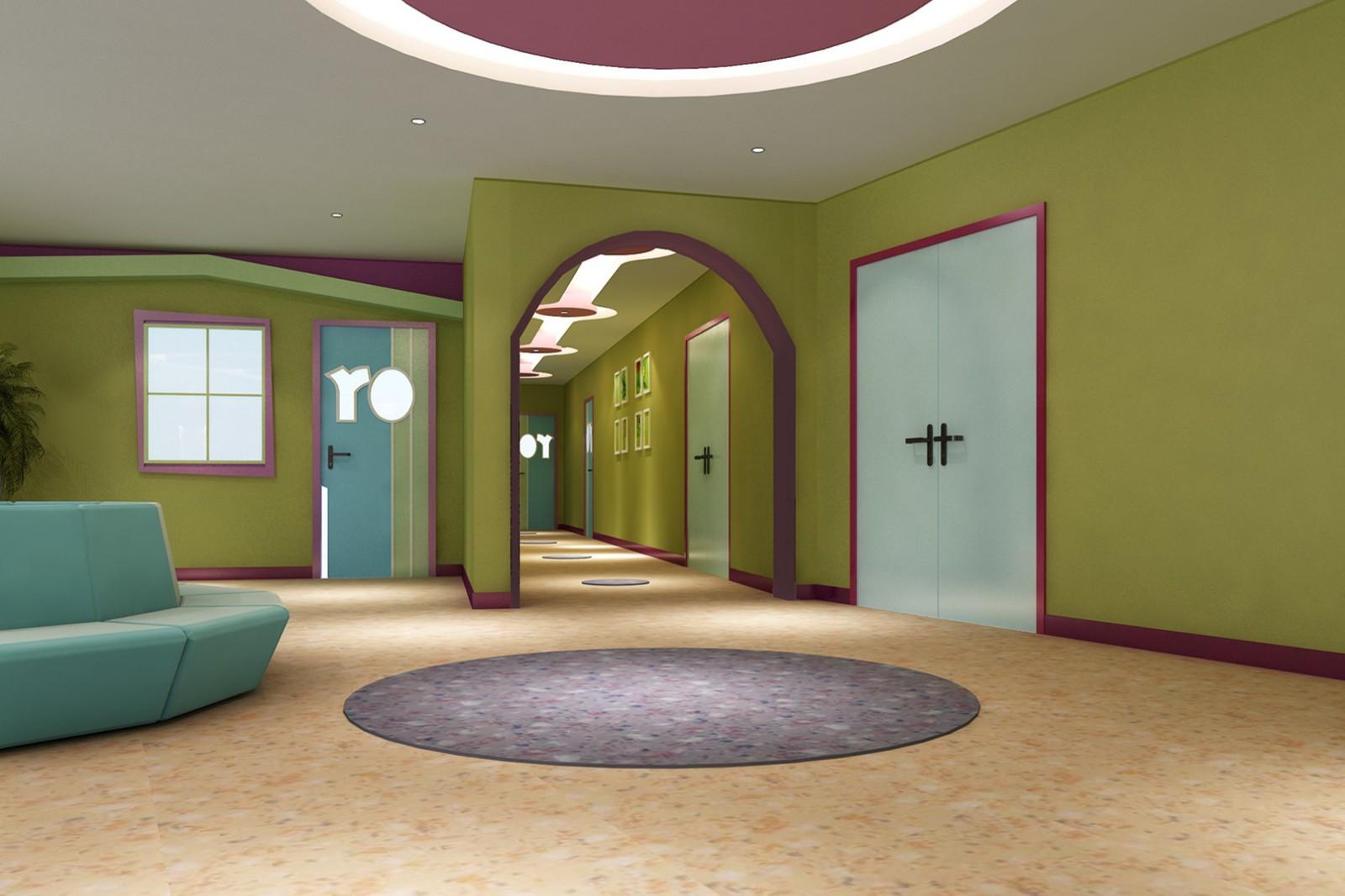 西安幼儿园装修设计