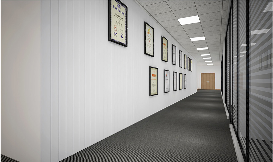 西安办公室装修设计