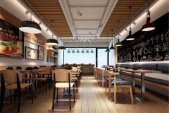 西安米线店装修设计