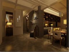 书声餐厅西安餐厅装修设计