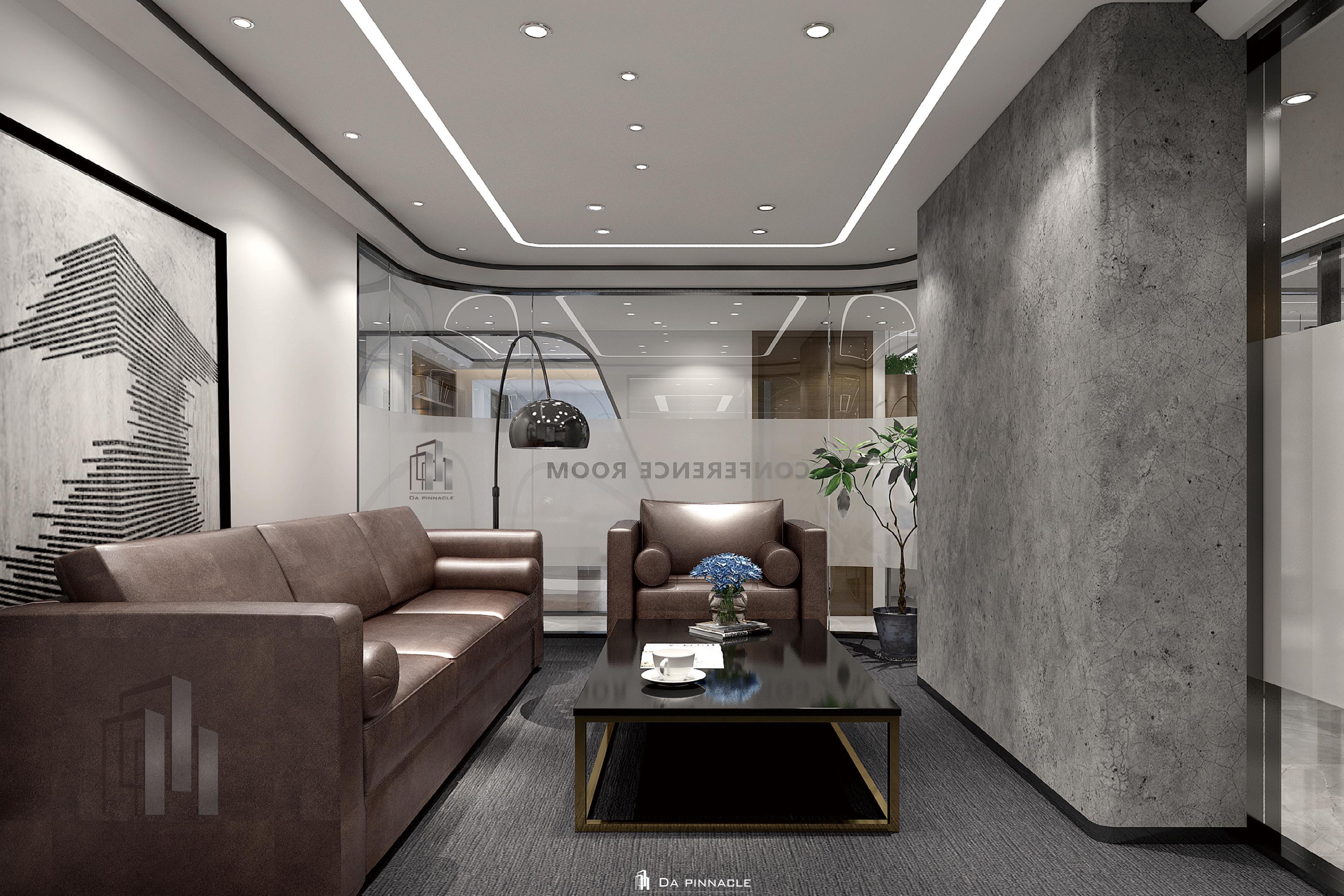 秦耀律师事务所办公室装修设计