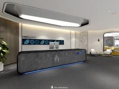 维视科技办公室装修设计