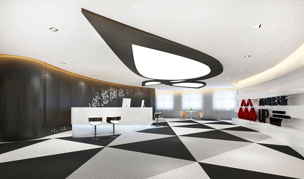 西安创客办公室装修设计