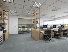 西安高端办公室装修
