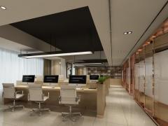 外贸办公室装修设计