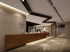 外资企业办公室装修