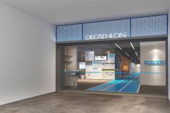 迪卡侬办公室装修设计