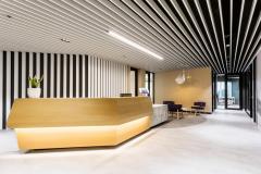 后捷金融办公室装修设计