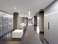 捷特工程办公室装修设计