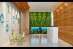 立昌环境办公室装修设计