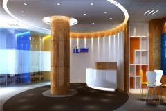启德教育办公室装修设计