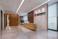 中山证券办公室装修设计