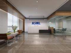 荷兰ASML公司办公室装修