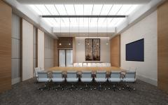 泰尔开发公司办公室装修